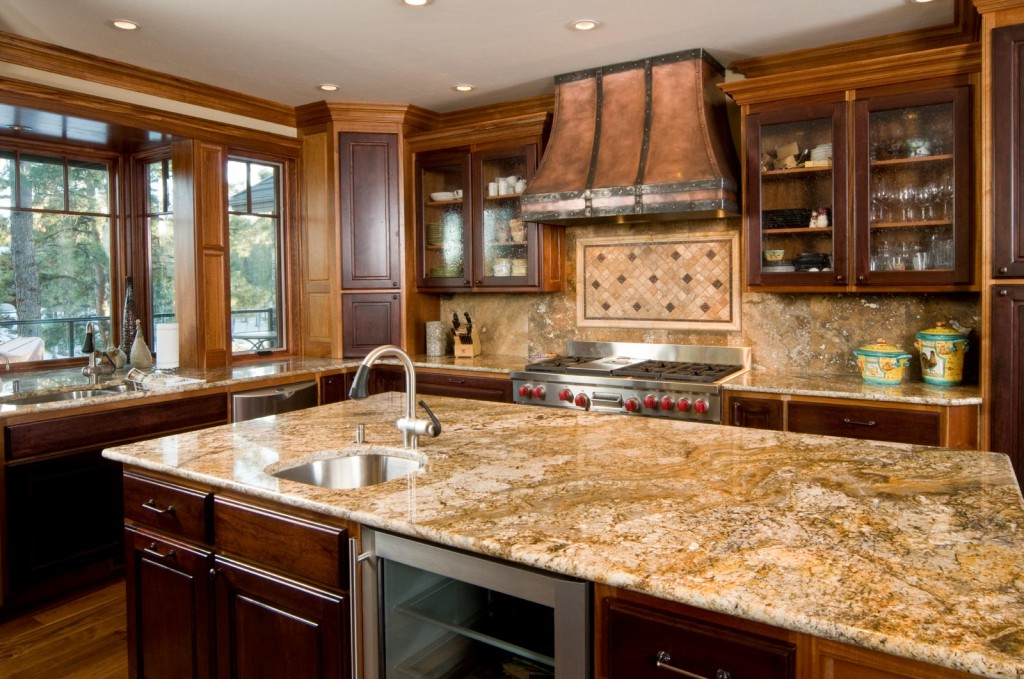 granite kitchen countertops oregon