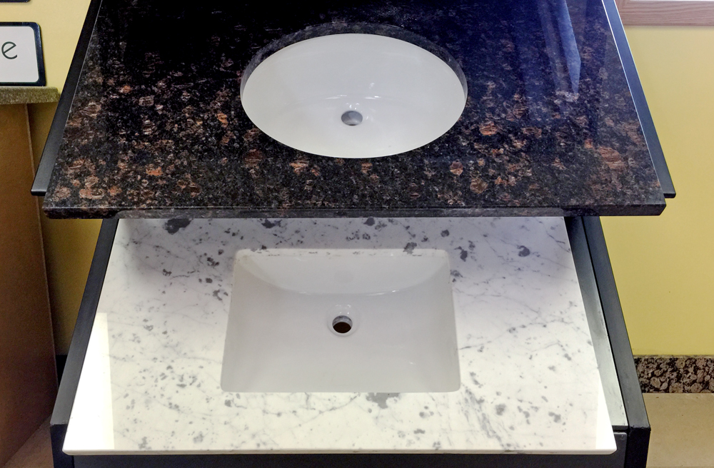Prefabricated Vanity Tops Keystone Granite Oregon