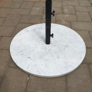 Carrera marble umbrella stand