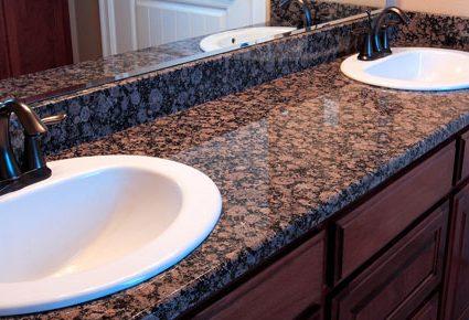 Design Your Own Custom Vanity Countertop