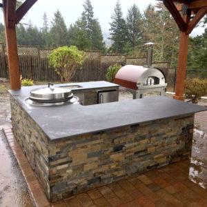 Grills And Pizza Oven Selection Keystone Granite Oregon